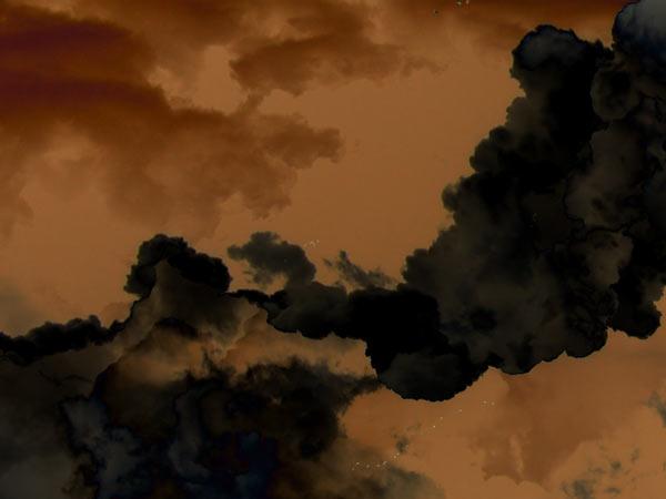 Niebo wersja mroczna