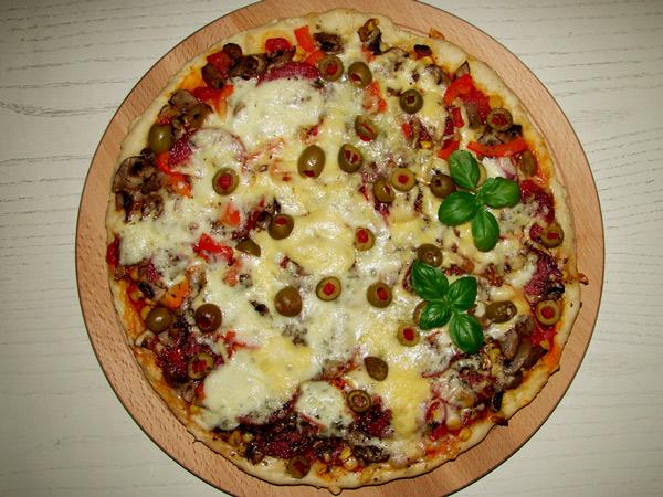 Zdjęcie - Pizza made by Paulina