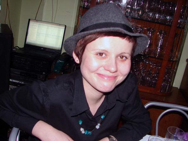 Zdjęcie - Polka w kapeluszu
