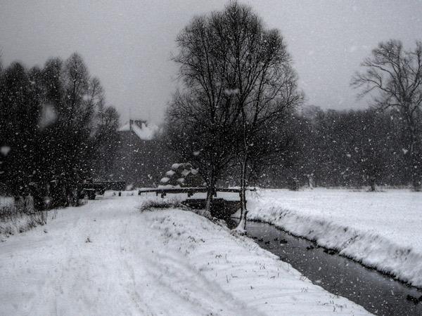 Zdjęcie - Zima w Osiecznej