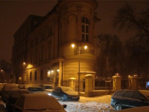 Zimowy Wrocław