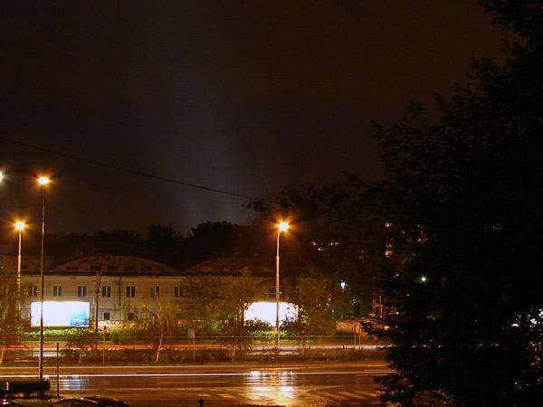 Mokre światło