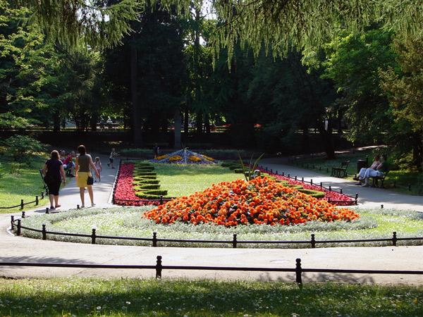 Park Oliwski im. Adama Mickiewicza