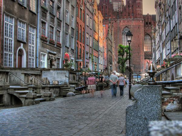 Zdjęcie - Ulica Mariacka