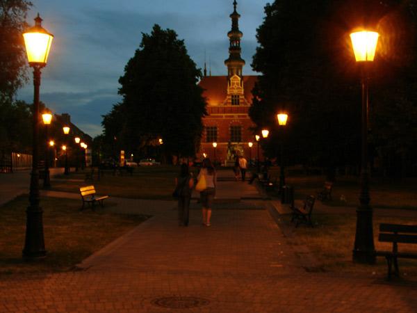 Yellow Light District