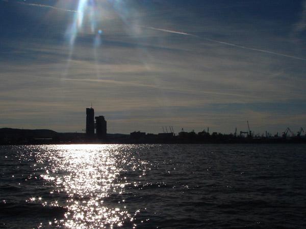 Zdjęcie - Coraz bliżej brzegu