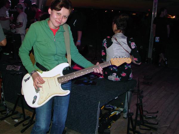 Polka basistka