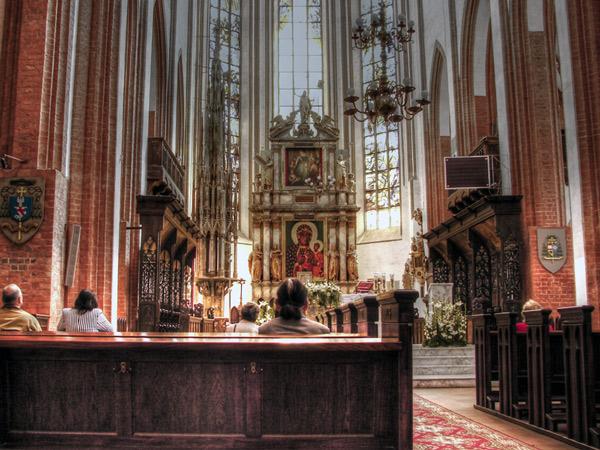 Zdjęcie - Kościół św. Elżbiety