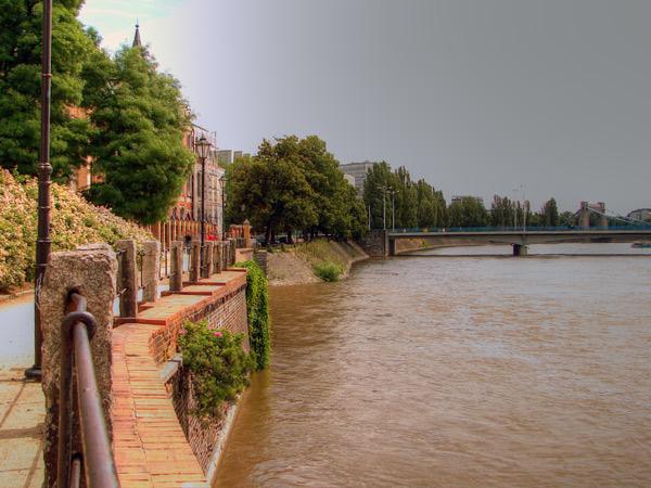 Most Uniwersytecki Północny
