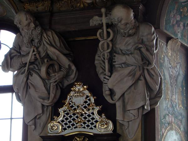 Zdjęcie - Dwóch z brodami