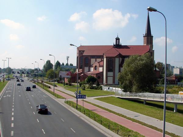 Parafia św. Maksymiliana Kolbego