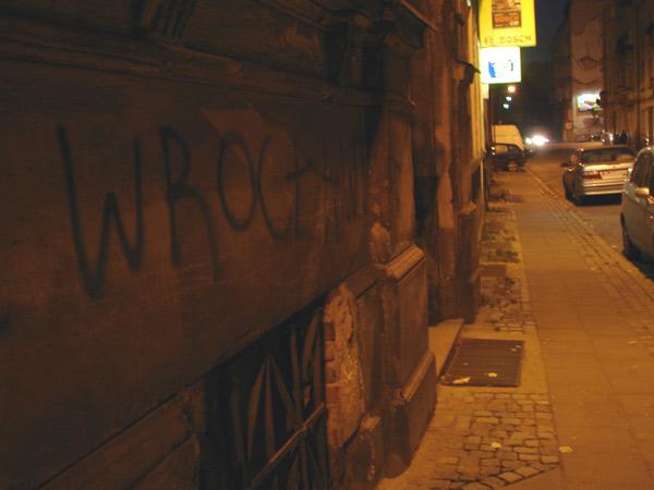 Wrocław na ścianie jak malowany