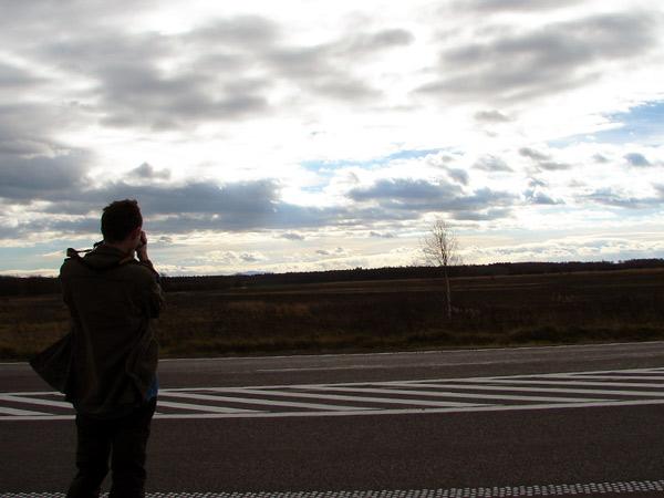 Droga na Środę Śląską