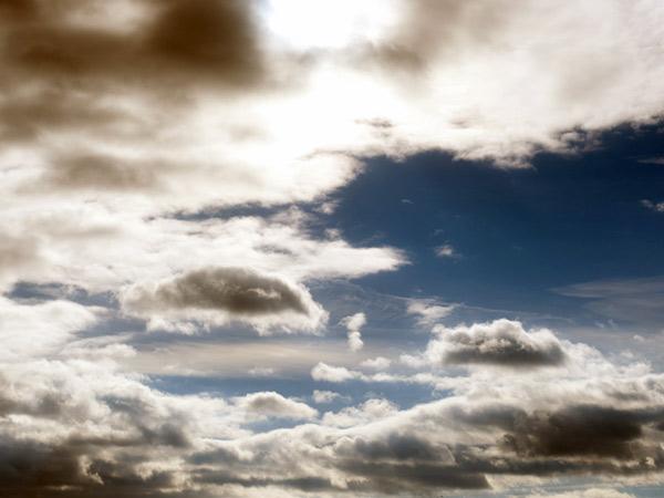 Filtrowanie chmur