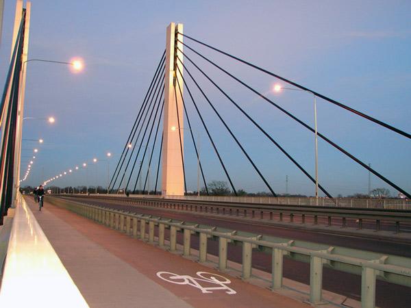 Zdjęcie - Most Milenijny