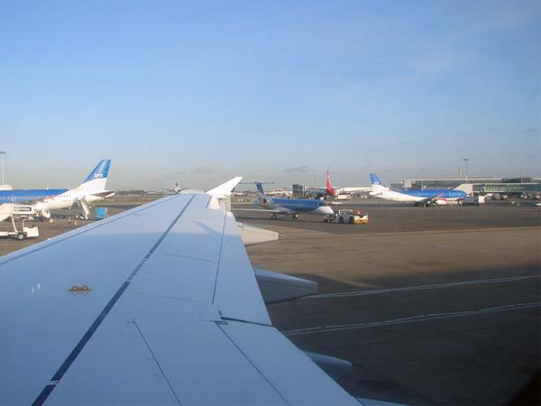 Zdjęcie - Port lotniczy Londyn-Heathrow