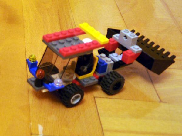 Zdjęcie - Klocki Lego