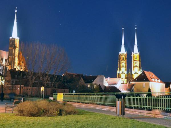 Zdjęcie - Wrocław spacer