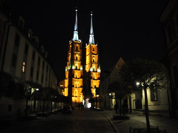 Wrocław spacer