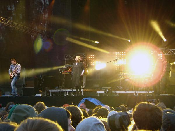 Świetlny koncert