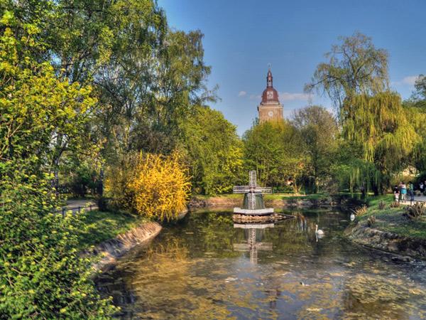 Zdjęcie - Park w Koźminie