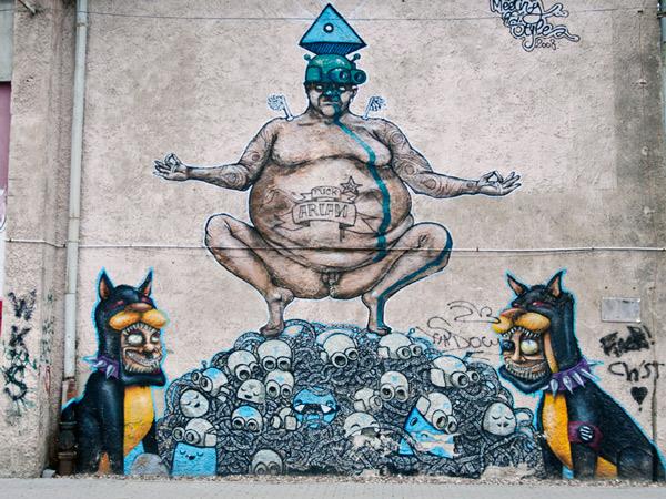Zdjęcie - Graffiti