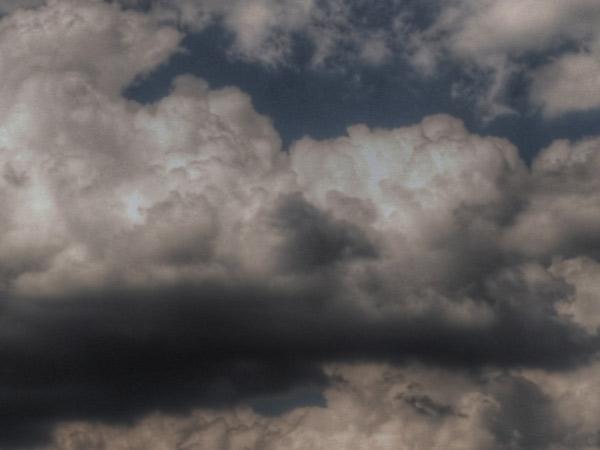 Listopadowe niebo