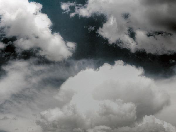 Zdjęcie - Listopadowe niebo