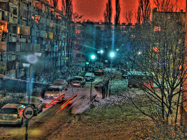 Zdjęcie - Zimniej niż wcześniej