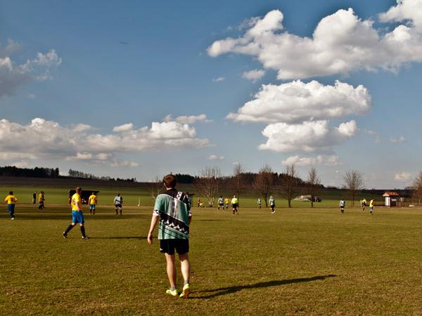 Zdjęcie - Czeski futball