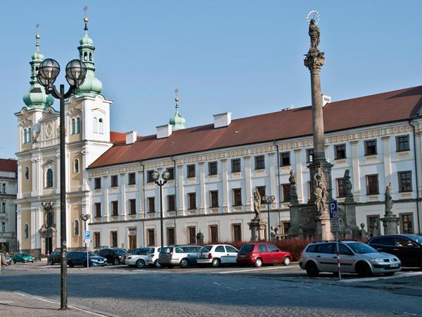 Hradec Králové, Rynek