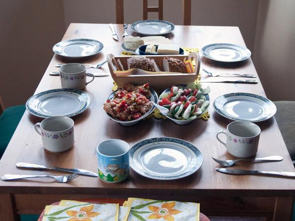 Zdjęcie - Śniadanie