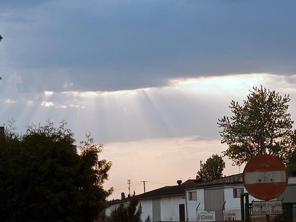 Zdjęcie - Niebo
