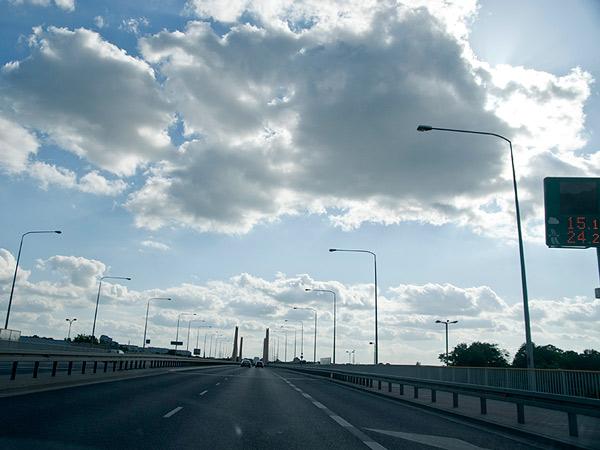 Zdjęcie - Liczby i most