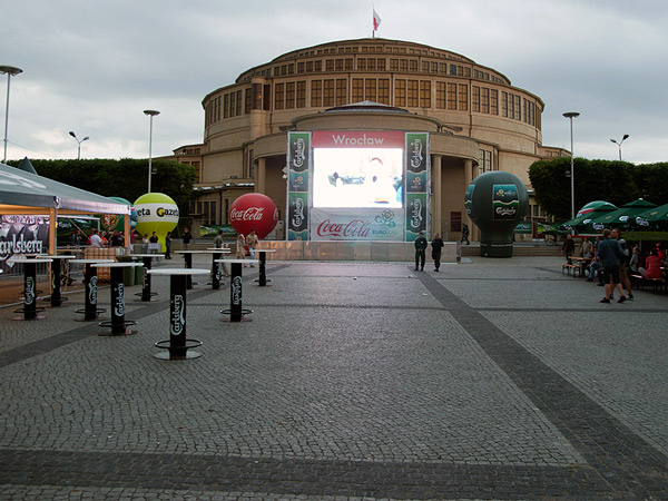 Zdjęcie - Euro 2012 we Wrocławiu