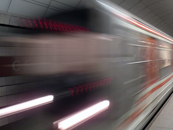 Zdjęcie - Metro
