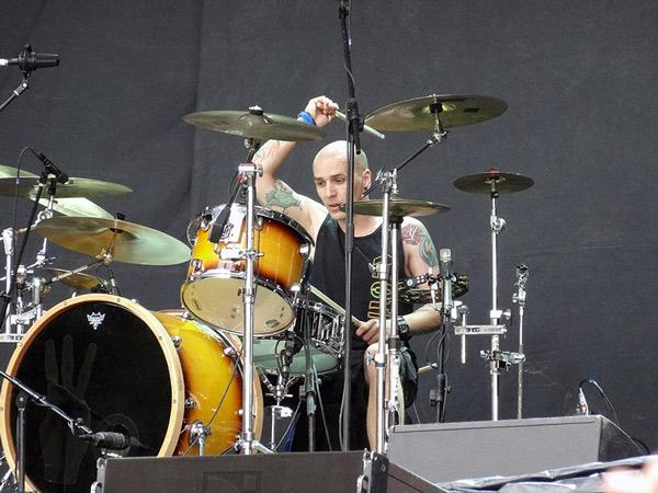 Łukasz Jeleniewski - perkusja