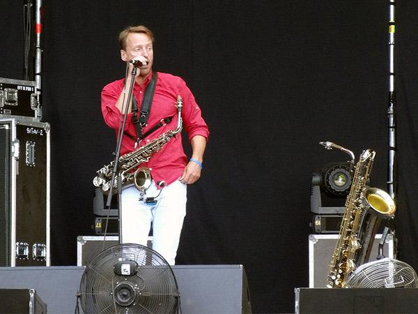 Mateo - saksofony, śpiew