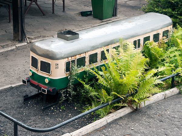 Zdjęcie - Miniatura wagonu
