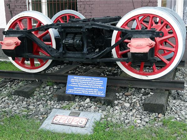 Muzeum parowozów, dodano: 2012-8-13
