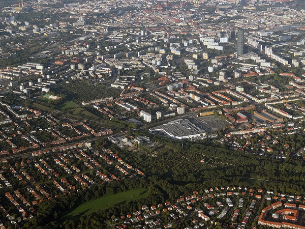 Zdjęcie - Nad Wrocławiem
