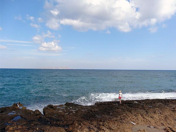 Zdjęcie - Na brzegu