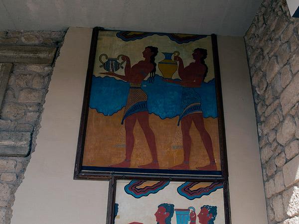 Zdjęcie - Kreta, Knossos