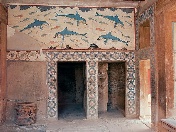 Zdjęcie - Pałac Knossos