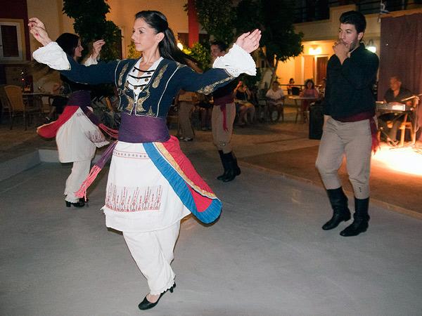Grecki wieczór