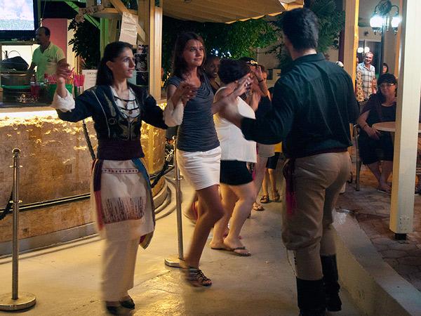 Zdjęcie - Grecki wieczór
