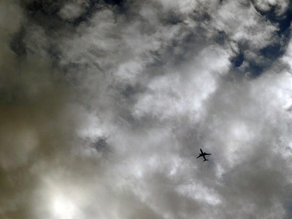 Zdjęcie - HDR Samolot
