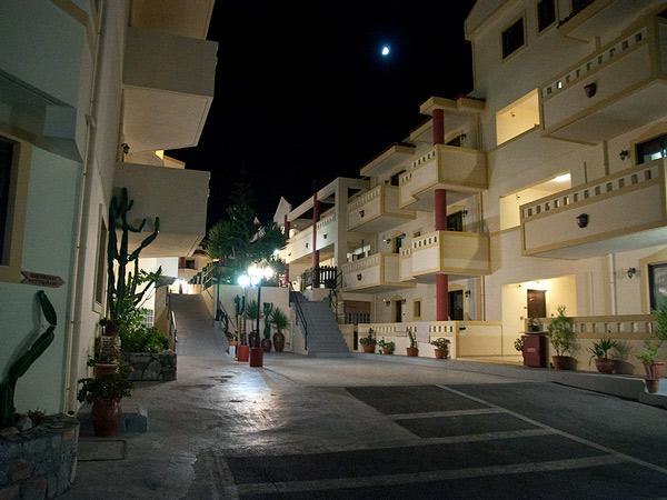 St. Constantin nocą