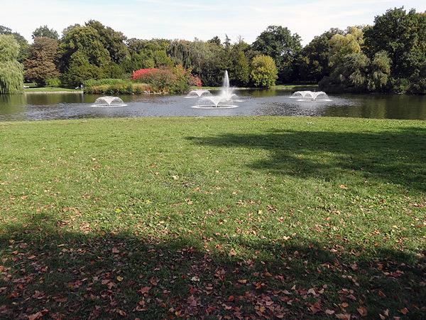 Zdjęcie - Park Południowy, Wrocław