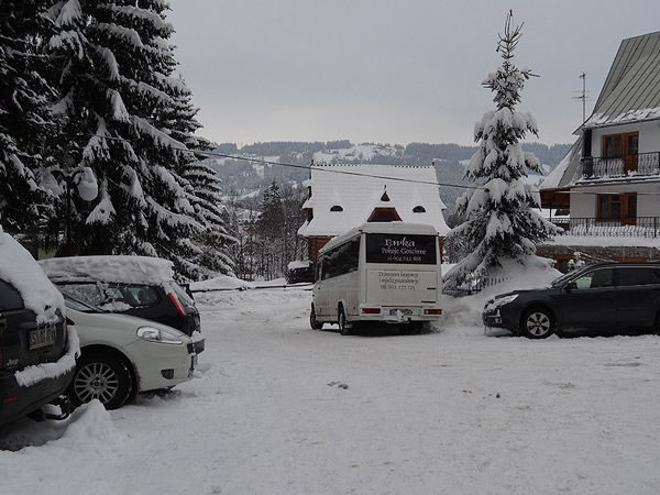Zdjęcie - Śnieg i jeszcze raz śnieg